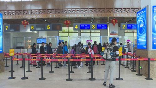 博鳌机场一切准备就绪 静候嘉宾到来